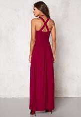Chiara Forthi Rochelle Maxi Dress Pink