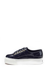 Superga Leapatent Sneaker Navy