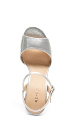 Menbur Avesta Shoe Silver