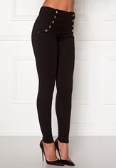 77thFLEA Adina highwaist jeans Black
