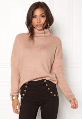 77thFLEA Ceylon sweater Dusty pink Bubbleroom.dk