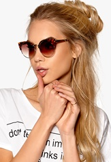 77thFLEA Pat sunglasses Brown melange Bubbleroom.fi