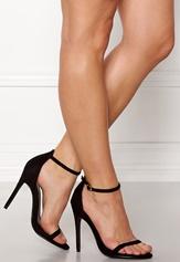 AX Paris Barely Heels Shoes Black Bubbleroom.no