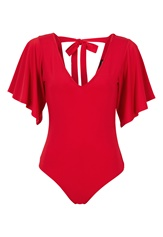 BUBBLEROOM Lilah Body Red