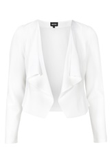 BUBBLEROOM Salena jacket White