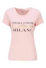 Chiara Forthi Chiara Tee Light pink