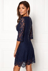 Chiara Forthi Ellix Dress - 2 Dark blue
