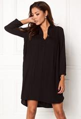 Chiara Forthi Everett Shirt Dress Black Bubbleroom.se