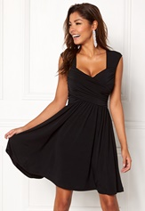 Chiara Forthi Kirily Dress Black Bubbleroom.se