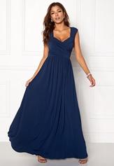 Chiara Forthi Kirily Maxi Dress Blue