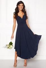 Chiara Forthi Lefort Dress Dark blue Bubbleroom.no