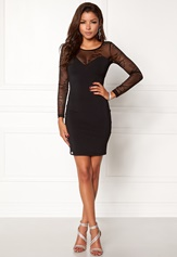 Chiara Forthi Noelle Dress Black