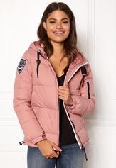 D.Brand Eskimå Jacket Dusty Pink Bubbleroom.se