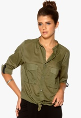 G-STAR Tycho Loose Shirt Comet Green Bubbleroom.se