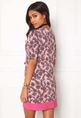 Happy Holly Belicia dress Pink / Patterned