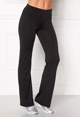 Happy Holly Sanne Training pants Black Bubbleroom.se