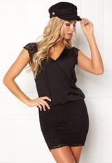 Happy Holly Jade dress Black