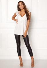 Happy Holly Julia top Offwhite