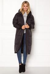 Happy Holly Paulina jacket Black Bubbleroom.se