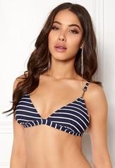 Navy / Striped