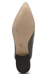 Henry Kole Elle Croco Shoe Black