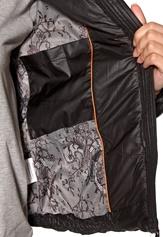 Hollies Aspen Short Jacket Black