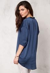 Make Way Arden Shirt Blue