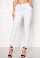 Make Way Camille Pants White Bubbleroom.se
