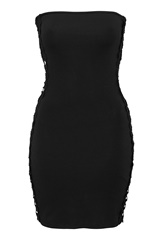 Make Way Ceres Dress Black