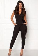 Make Way Elle Jumpsuit Black Bubbleroom.fi