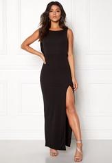 Make Way Janelle Dress Black