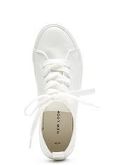 New Look Moguel PU Lace Up White