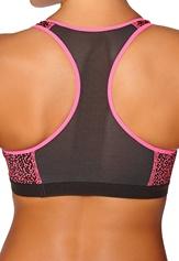 Nike Pro Fierce Mezzo Bra 639 Pink