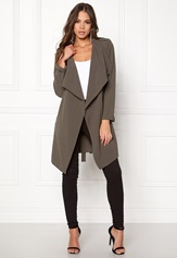 OBJECT Ann Lee Short Jacket Beluga