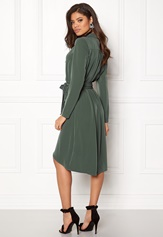 OBJECT Nell L/S Long Dress Urban Chic