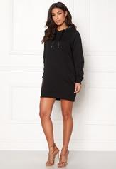 ONLY Mynte L/S Sweat Dress Black