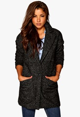 ONLY Picadelly Wool Coat Black2