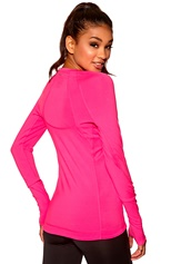 ONLY PLAY Claire LS Training Top Pink Glo
