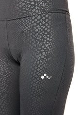 ONLY PLAY Snake Training Tights Nine Iron