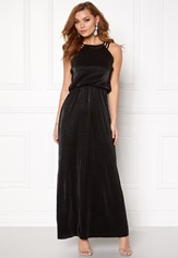 Sisters Point Gain-6 Dress Black Bubbleroom.no