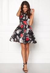 Sisters Point GTI Dress Black/Flower