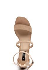 TIGER OF SWEDEN Nexoe Suede Sandals 1AG Light Taupe