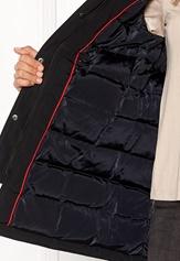 TOMMY HILFIGER DENIM Technical Down Jacket Black beauty