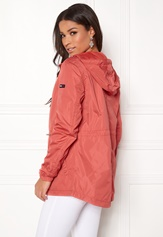 TOMMY JEANS Essential Jacket 689 Spiced Coral