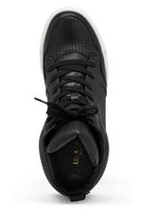 UMA PARKER Boston Leather Shoes Black