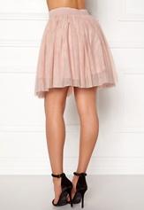 VERO MODA Tulle Short Skirt Dusty Rose
