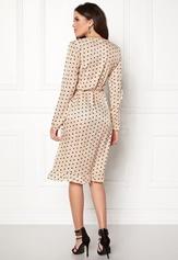 VILA Soap L/S Dress Sandshell