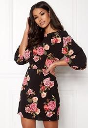 AX Paris Floral Print Mini Dress