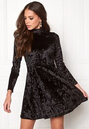 BUBBLEROOM Kenzie Velvet Dress