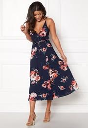 BUBBLEROOM Rosie midi dress